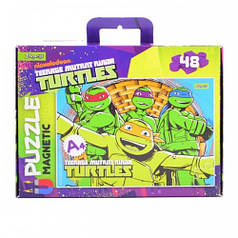 Пазл магнитный А4 Ninja Turtles 953550