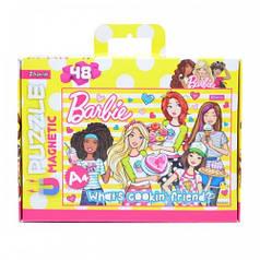 Пазл магнитный А4 Barbie 953560