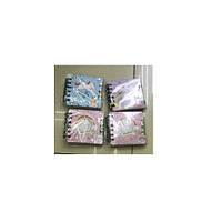 """Блокнот - ежедневник для записи """"Unicorn"""" А7, на спирале, 57 листов, разные цвета, Ежедневник, Записные книжки"""