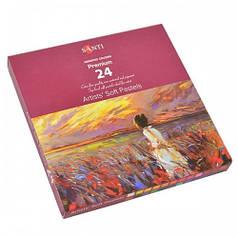 Пастель сухая худож. Santi 24 цв. 353275
