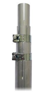 Мачта телескопическая  Шпиль - 6КУ