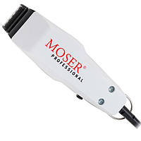 Машинка для стрижки Moser Mini Белая (1411-0086)