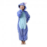 Кигуруми детский Стич (фиолетовый) 100