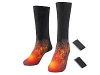 Шкарпетки з підігрівом Glovi бавовняні