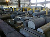 Круг (поковка)стальной Ø 355-360 мм сталь 40X