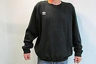 Мужская толстовка Umbro черная 540314 код 134в