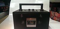 Портативная акустика Shouyu SY-2800R Радиоприемник Подключается к iPhone iPod и iPad Линейный аудиовход 3,5 мм