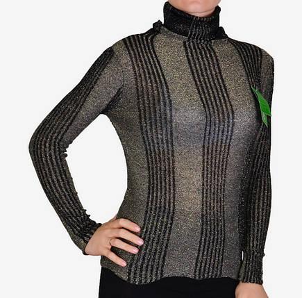 Тонкий свитер с люрексом (N9609) | 5 шт., фото 2