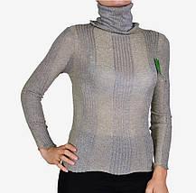 Тонкий свитер с люрексом (N9609) | 5 шт., фото 3