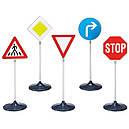 Набор дорожных автомобильных знаков №1 Klein 2980, фото 10