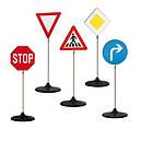 Набор дорожных автомобильных знаков №1 Klein 2980, фото 9