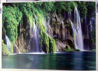 Фотообои, водопад, природа, речка,  ПРЕСТИЖ №18