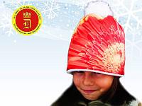 Зимние шапки для детей в Украине