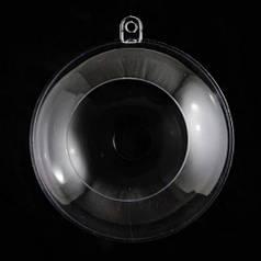 Набор пластиковых форм Santi Шар с отверстием, 12 см, 5шт/уп 742267