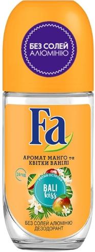 """Женский шариковый дезодорант Fa """"Манго и ваниль"""" (50мл.)"""