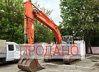 Полноповоротный гусеничный экскаватор Hitachi ZX 225 USLC-1