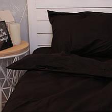 Комплект постельного белья Хлопковые Традиции Двухспальный 175x215 Черный (PF036_двуспальный)