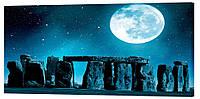 Картина на холсте Декор Карпаты Стоунхендж 50х100 см (p1560)