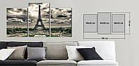 Модульная картина Декор Карпаты Vip Collection 100х53 см (VIP-M3-G110)