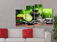 Модульная картина Декор Карпаты Vip Collection 120х80 см (VIP-M4-e170)