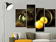 Модульная картина Декор Карпаты Vip Collection 120х80 см (VIP-M4-562)