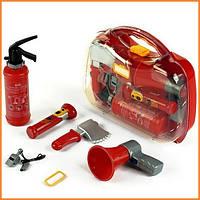 Детский чемоданчик пожарника Klein 8982