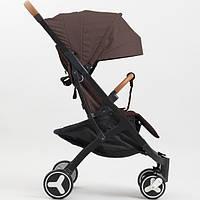 Детская прогулочная коляска YoyaPlus 3 Коричневая (959760143)