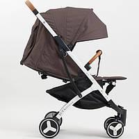 Детская прогулочная коляска YoyaPlus 3 Коричневая (959759903)