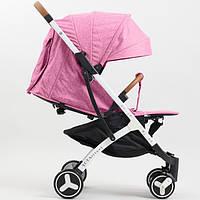 Детская прогулочная коляска YoyaPlus 3 Розовая (959766858)