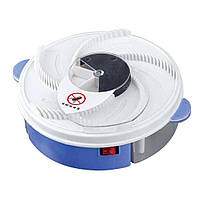 Ловушка для насекомых USB Electric Fly Trap MOSQUITOES №D06-3 диапазон 25кв.м, электрический, пластик, мухоловка
