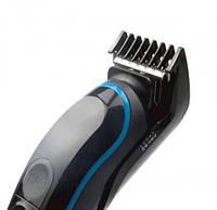 Машинка для стрижки волос Kemei LFQ-KM-690 5в1 сменные насадки, лезвия сталь, работа до 90мин