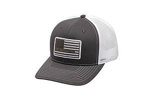 Кепка LEUPOLD Flag Patch Charcoal/White OS