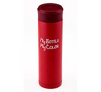 Термос My bottle - my color красный