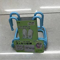 Подставка для сушки обуви N01398, металл+пластик, разные цвета, подставка под обувь, подставка обувная