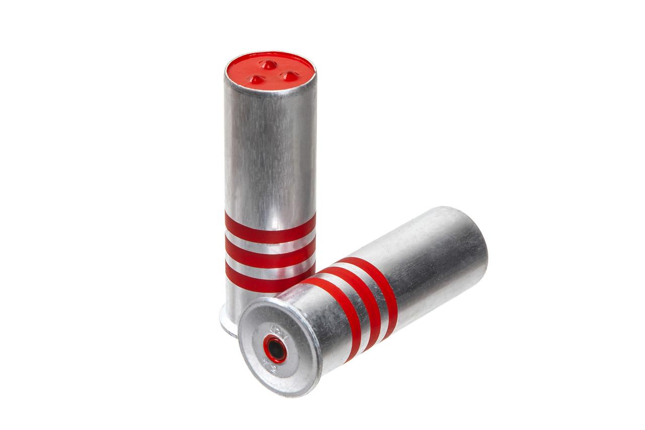 Патрон сигнальный 26.5мм (красный 3 шара) алюм. гильза