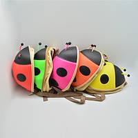 """Рюкзак детский """"Божья коровка"""" размер 28х22см, разные цвета, полиэстер, детский рюкзак, рюкзак, рюкзаки школьные, детские рюкзаки и сумки"""