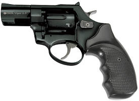 """Револьвер под патрон флобера  Ekol Major Berg 2,5"""" (черный)"""