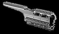 Система планок FAB для AK 47/74, 5 планок, алюміній, чорна