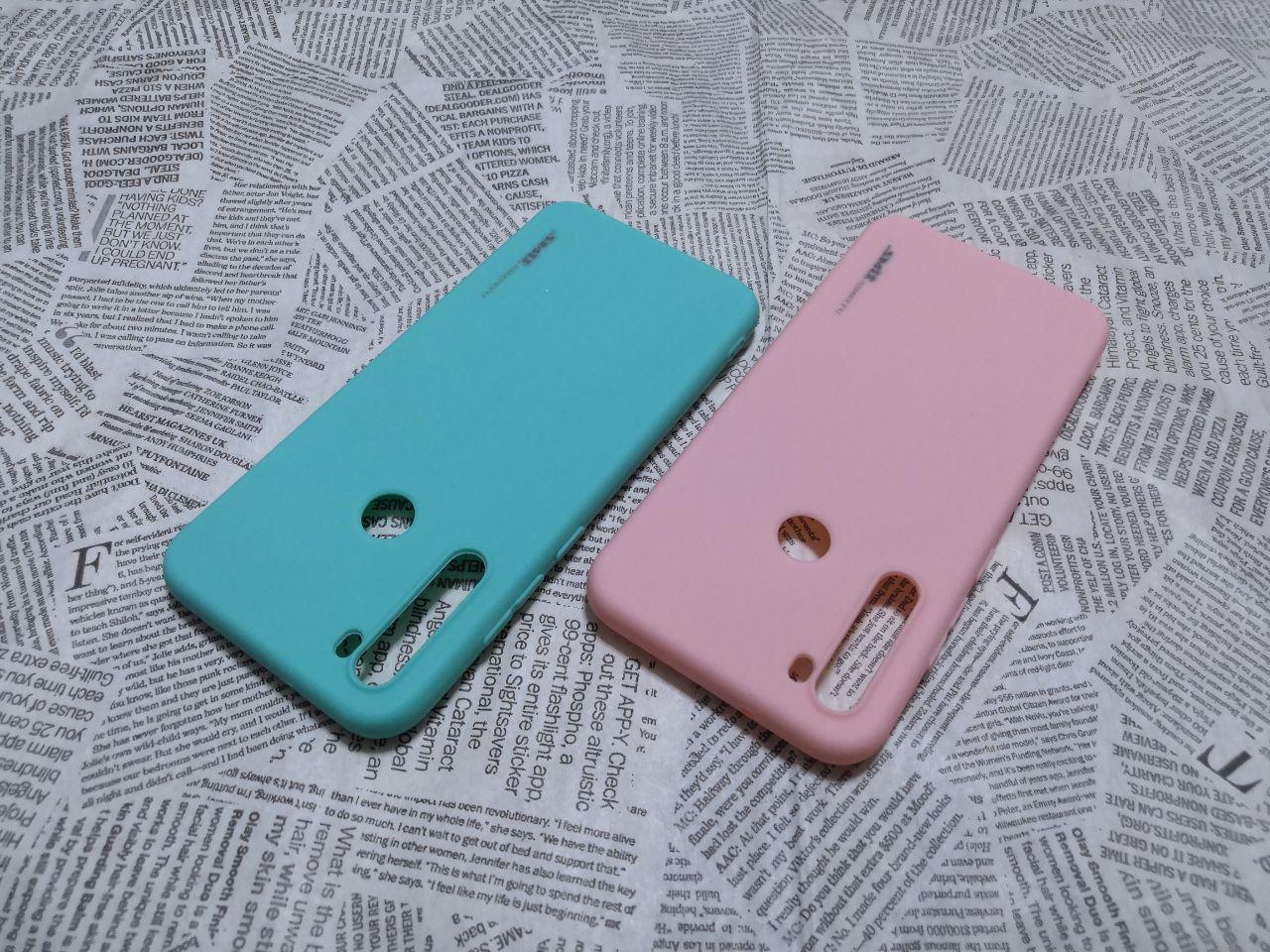 TPU чехол Smitt накладка для Xiaomi (Ксиоми) Redmi Note 8T - фото 4