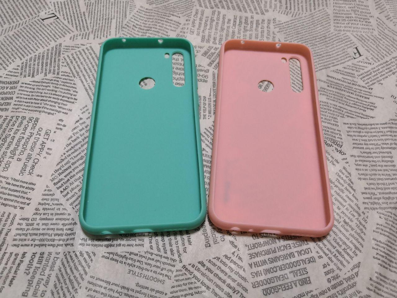 TPU чехол Smitt накладка для Xiaomi (Ксиоми) Redmi Note 8T - фото 5