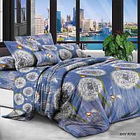 Семейное постельное белье полиСАТИН 3D (поликоттон) 85706