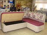 "Кухонный уголок ""Милан""  с подушками.   витрина 24, фото 6"