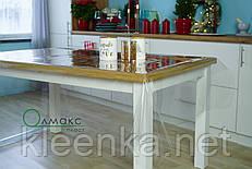 Мягкое стекло, жидкое стекло, прозрачная скатерть пленка на стол