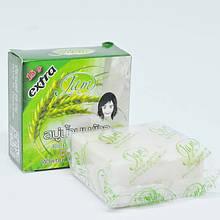 Мыло натуральное с рисовым молоком и коллагеном. 15г. (0098)