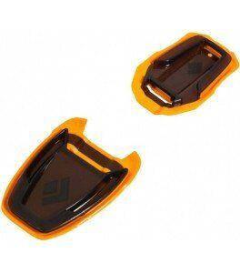 Антиподлипы для кошек Black Diamond ABS-Sabretooth-Serac Black/Orange, фото 2
