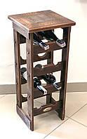 Стойка для хранения винных бутылок ( на 8 шт )