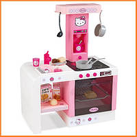 Детская игровая кухня Mini Tefal Cheftronic Hello Kitty Smoby 24195