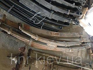 Рессора задняя c подрессорником Б/У JAC-1020
