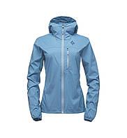 Куртка женская Black Diamond W Alpine Start Hoody Blue Steel, M