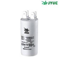 CBB60H 2.0 mkf - 450 VAC (±5%)  контакти-клеми, конденсатор для пуску і роботи (30*50 mm)
